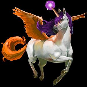 Ylimaallinen hevonen Bellacorn